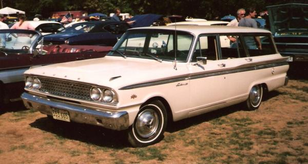 1963 Ford Ranch