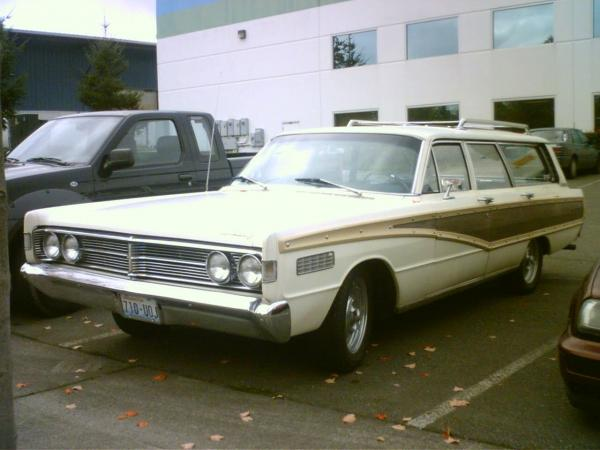 1966 Mercury Colony Park