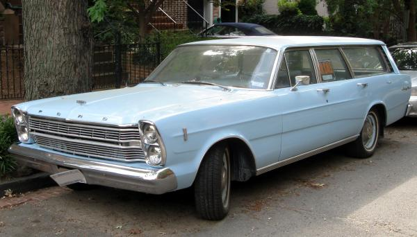 1966 Ford Country