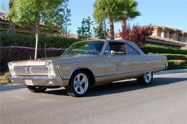 1966 Plymouth Fury