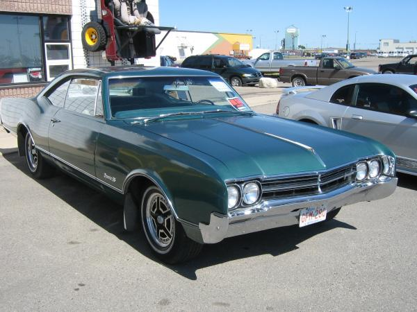 1967 Oldsmobile Dynamic 88