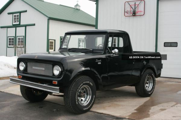 1967 International Scout 800
