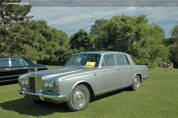 1968 Rolls-Royce Silver Shadow