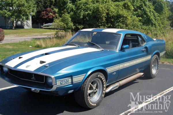 1969 Ford Mustang Shelby GT
