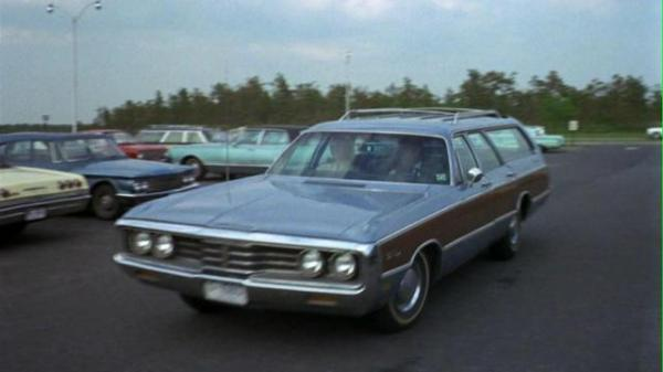 1969 Chrysler Town & Country