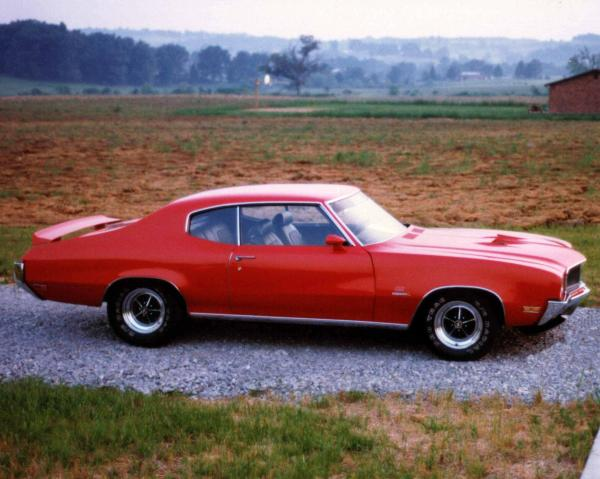 1970 Buick GranSport