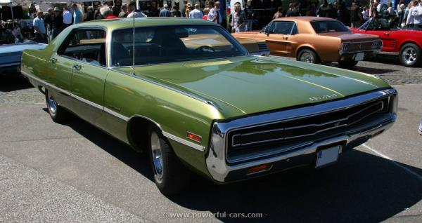 1971 Chrysler 300