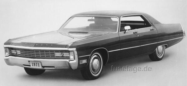 1971 Chrysler Imperial