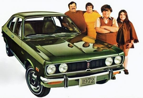 1972 Plymouth Cricket