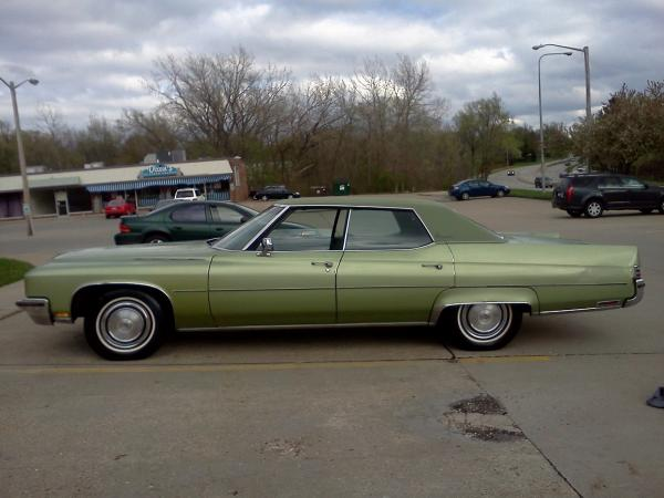 1972 Buick Electra
