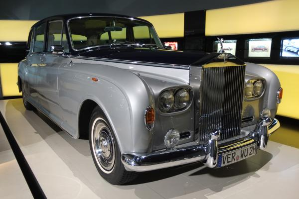 1972 Rolls-Royce Phantom VI
