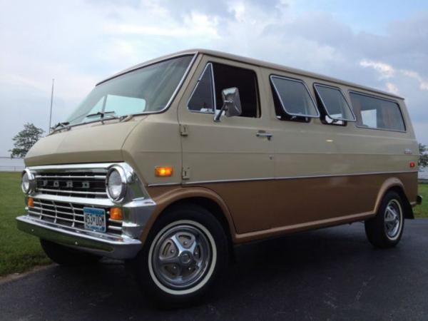 1973 Ford Club Wagon