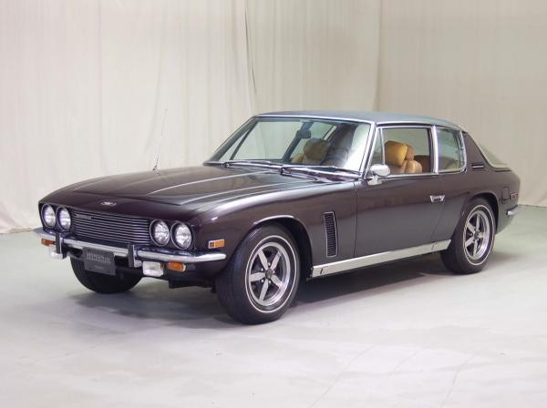 1973 Jensen Interceptor