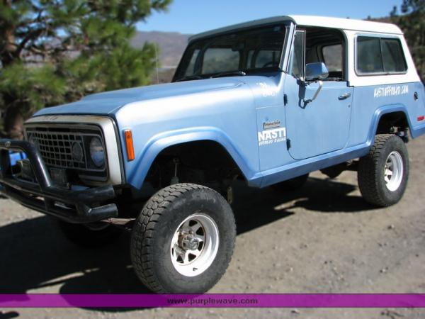 1973 Jeep Jeepster Commando