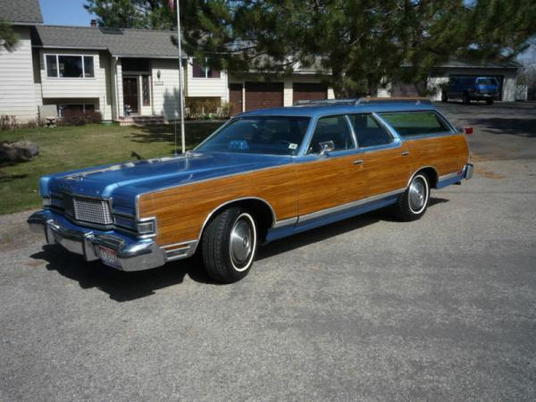 1974 Mercury Colony Park