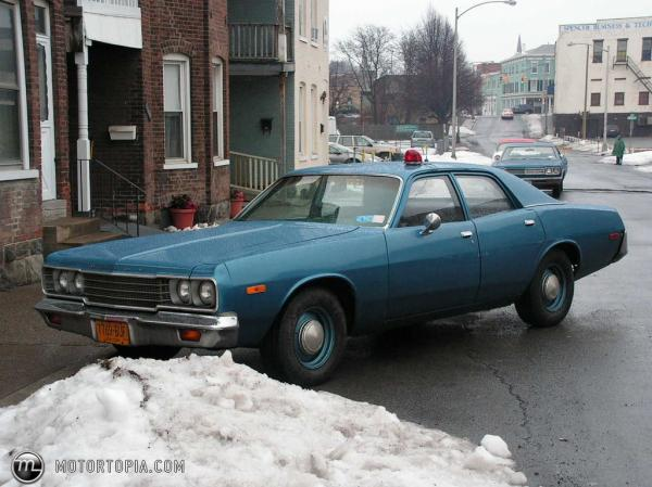 1974 Dodge Coronet - Information and photos - MOMENTcar