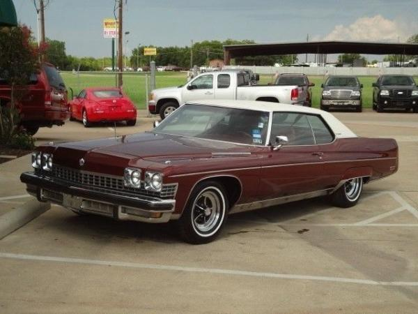 1974 Buick Electra 225