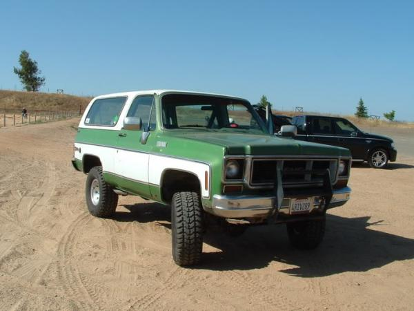 1974 GMC Jimmy