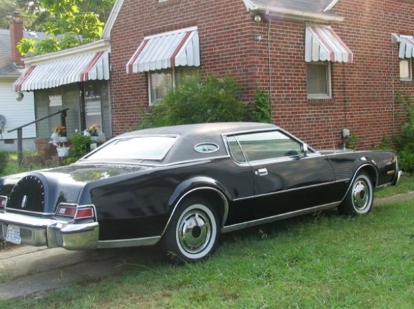 1974 Lincoln Mark IV