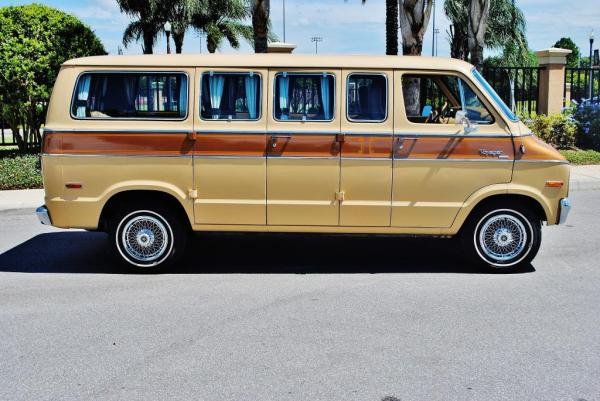 1974 Plymouth Voyager