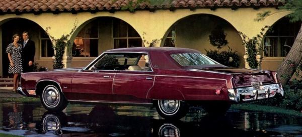 1975 Chrysler Imperial LeBaron
