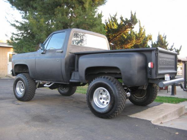 1975 Chevrolet Stepside Pickup