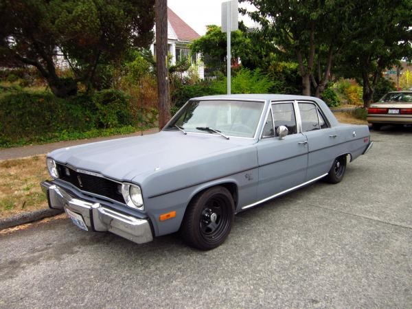 1975 Plymouth Valiant