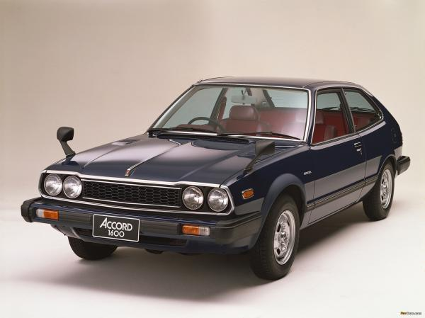 1976 Honda Accord