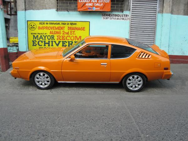 1976 Plymouth Arrow
