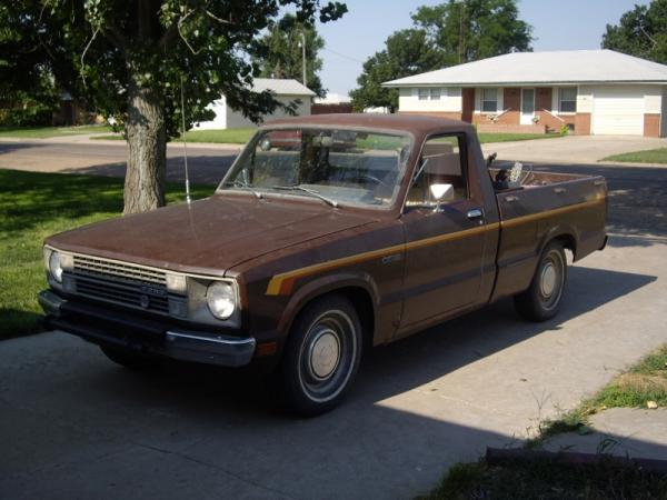 1977 Ford Courier Information And Photos Momentcar