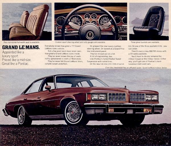 Pontiac Grand LeMans