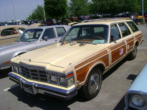 1978 Chrysler Town & Country