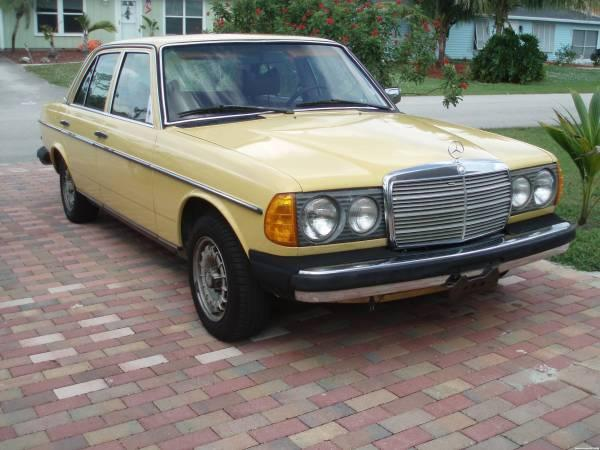 1979 mercedes benz 240d information and photos momentcar for Mercedes benz 240 d
