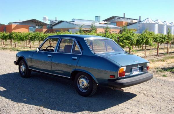 1977 peugeot 504 - information and photos - momentcar