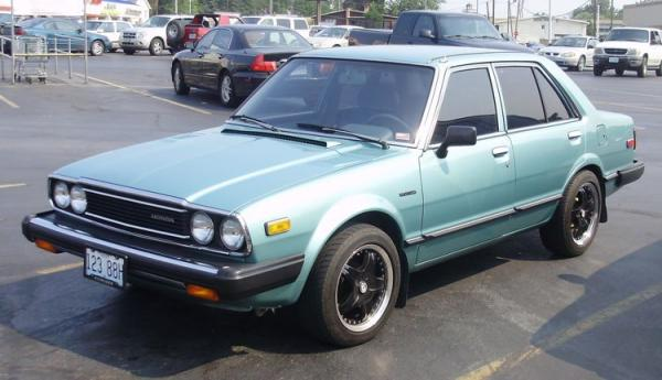 1980 Honda Accord