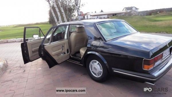 1981 Bentley Mulsanne