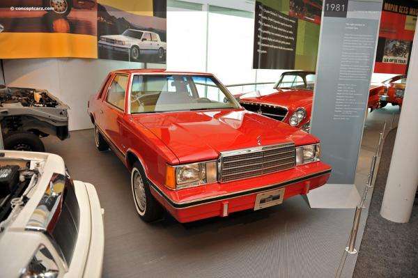 1981 Plymouth Reliant Custom