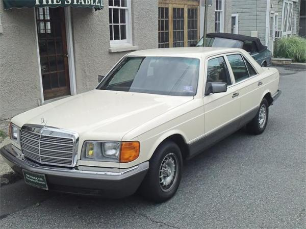 1982 Mercedes-Benz 300SD