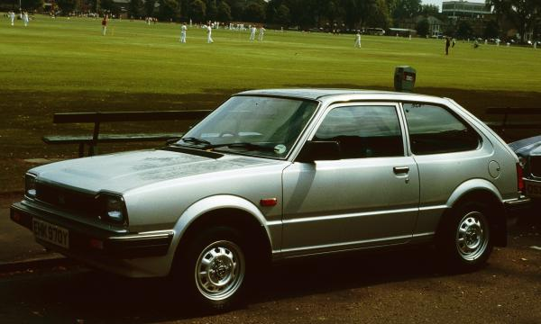 1982 Honda Civic