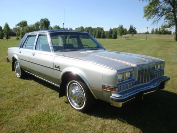 1982 Plymouth Fury