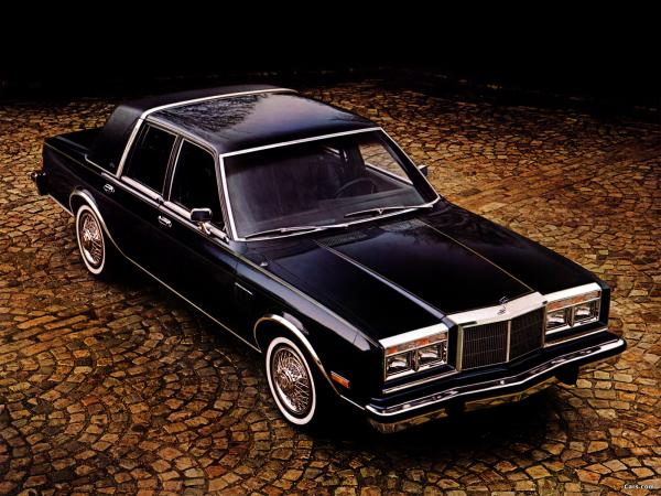 1982 Chrysler New Yorker