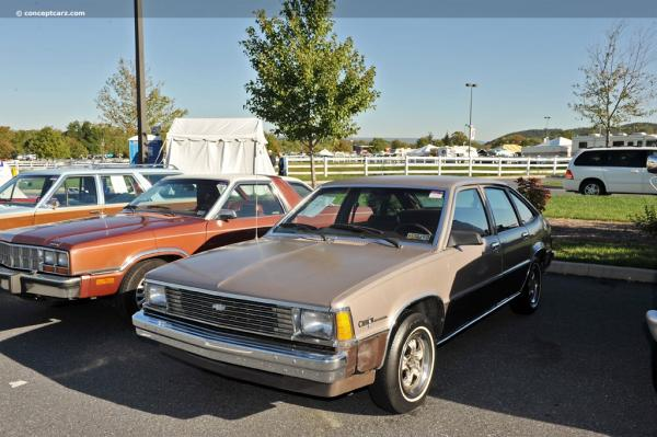1983 Chevrolet Citation