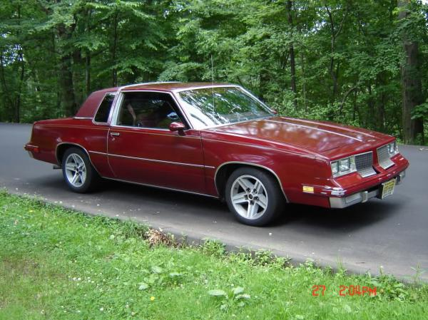 1983 Oldsmobile Cutlass Supreme