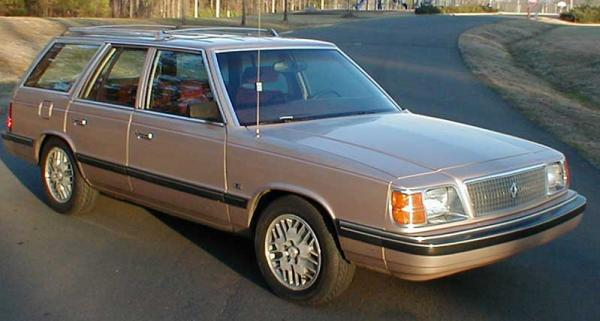 1983 Plymouth Reliant