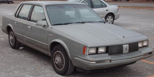 1984 Oldsmobile Cutlass Ciera