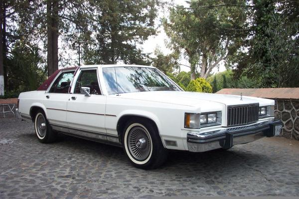 1984 Mercury Grand Marquis
