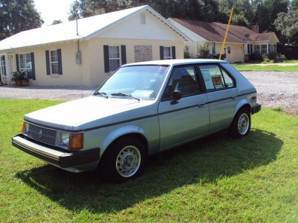 1985 Plymouth Horizon
