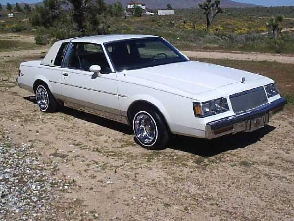 1985 Buick Regal
