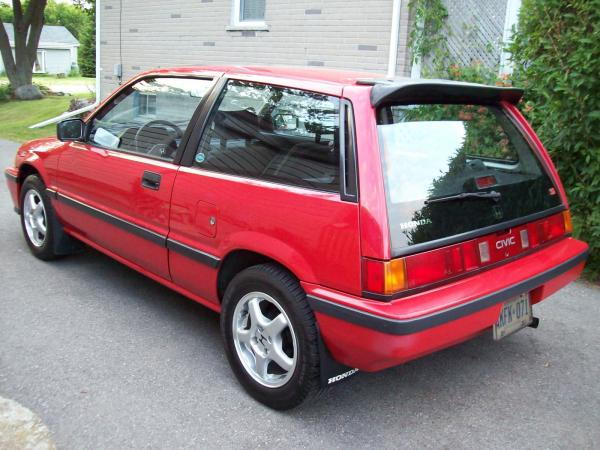 1986 Honda Civic