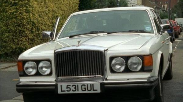 1986 Bentley Mulsanne S